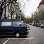 本場ではゲタ車!? VW カラベル/ヴァナゴン・T3 in ベルリン